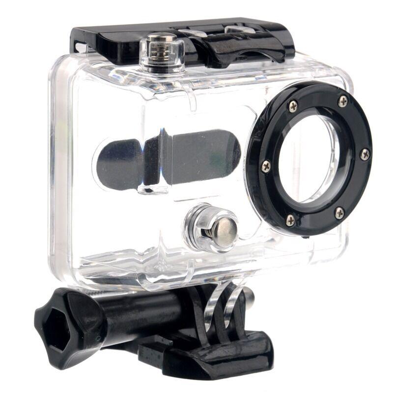 Protective Side Opening Skeleton Housing Case For Gopro HD Hero 1 Hero 2 Camera