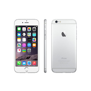 UNLOCKED iphone 6 16gb with case and screen protector