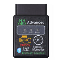 Mini Obd2 Elm327 V2.1 Bluetooth Car Scanner Android Torque Blue Auto Scan Tool - unbranded/generic - ebay.co.uk