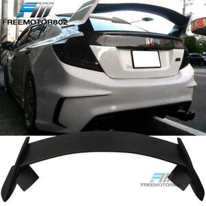 Fits 12-15 Honda Civic 9th Gen FB Sedan Gen X T-R Rear Trunk Spoiler Wing