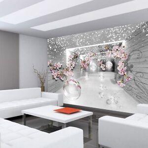 no-tejido-Foto-Mural-034-No-1898-034-ILUSTRACIONES-Papel-pintado-Cerezo-paredes