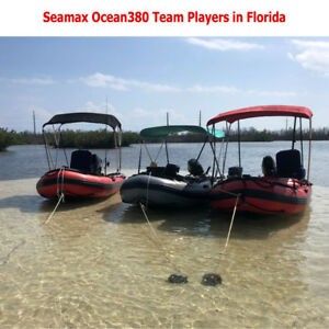 Good Deal for Seamax Inflatable Boat with Full Line Accessories