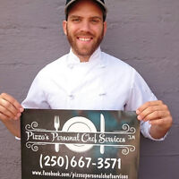 _Pizzos Personal Chef Services