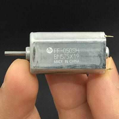 Mabuchi FF-050SH-1685 DC5V 6V 17200RPM Mini Metal Brush Electric Motor Car AV CD