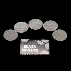 Tobacco Smoke Screen Metal Filters 20mm Stainless Steel