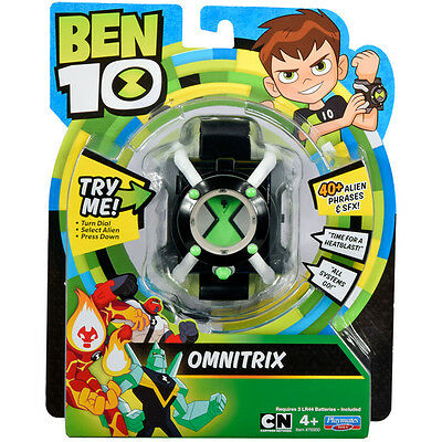 Ben 10 Omnitrix with Sound NEW Ben 10 Toys Omnitrix
