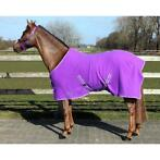 QHP Fleece Zweet Deken Passion Flower