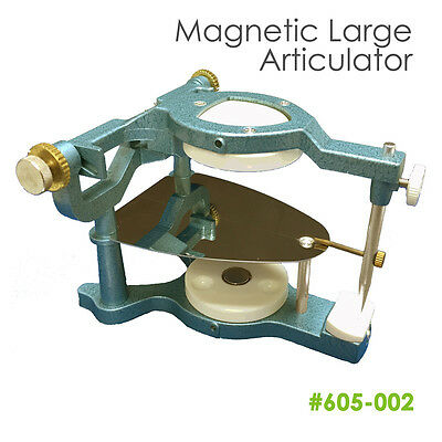 Dental Denture Large Magnetic Articulator 6 X 5.80 X 4