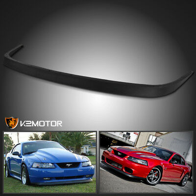 1999-2004 Ford Mustang Factory Style ABS Front Bumper Lip Spoiler