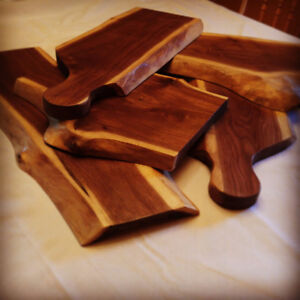 Handcrafted wood decor and furniture London Ontario image 4