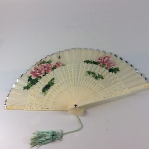 Vintage Decorative Hand Held Folding Fans
