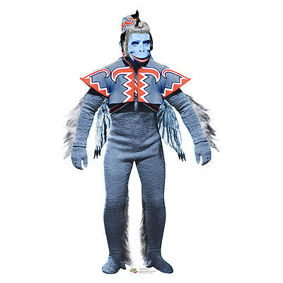 WINGED FLYING MONKEY Wizard of Oz Lifesize CARDBOARD CUTOUT Standee Standup