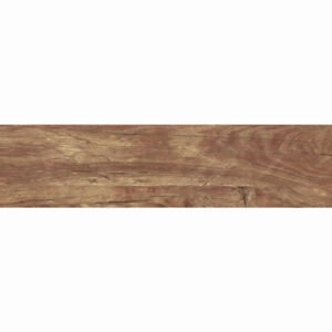 "Wood Grain Porcelain Floor Tiles (13 Tiles - 6"" x 24"" EA.)"
