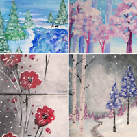 Paint Night in Vernon with 123Artful