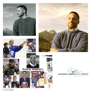 Former Pro Hockey Player -----> Turned World Life Coach