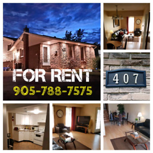 Niagara College Student Room for rent Welland campus