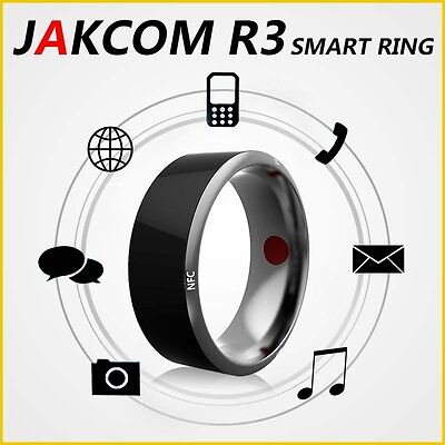 Jakcom R3 Smart Ring Fashion As I Watch Man Smart Wacht Tracking Device