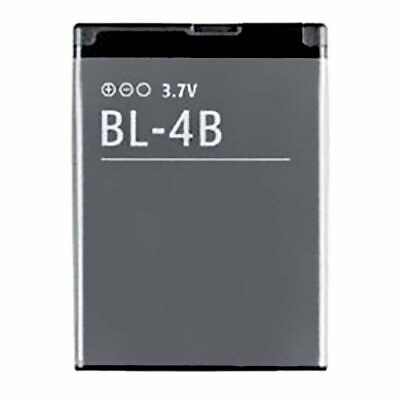 NOKIA BATTERY BL-4B FOR NOKIA N76 2630 2760 5000 6111 7070 7370...