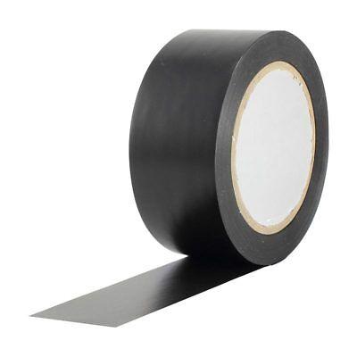 Protapes Pro Splice Black Vinyl Tape 2 X 35 Yd Roll