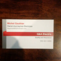 Q&A Electric