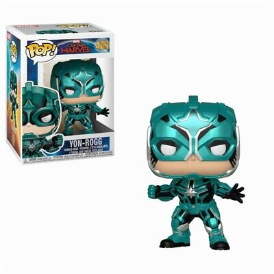 Funko POP! Marvel: Capitana Marvel: Yon-Rogg