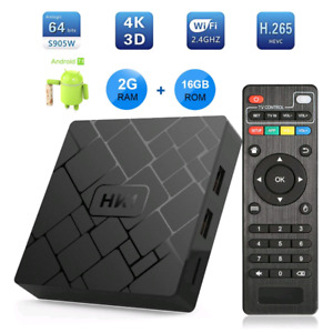 Android Box With Kodi And More Apps! - Model HK1