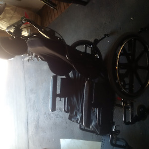 Power Plus Mobility STP Wheelchair  **Almost NEW**