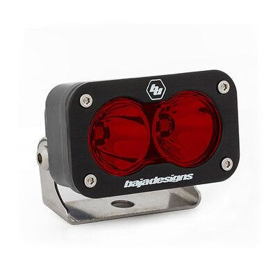Baja Designs ATV S2 Sport LED Spot Light Red Lens