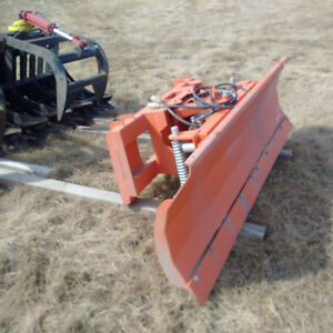 Skidsteer and Bobcat attachments