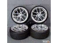 """20"""" New Ex Stock Staggered Ispiri ISR6 for a VW Passat CC, Audi A4 B8 & B9"""