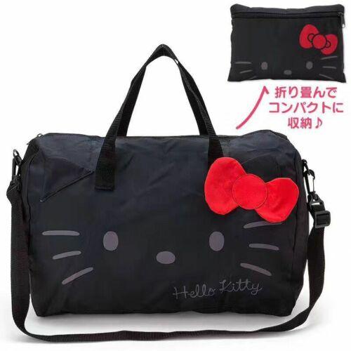 Hello kitty lovely travel bag handbag duffle bag luggage folding bag waterproof