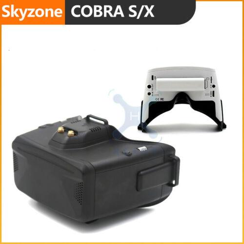 SKYZONE COBRA X 5.8G 48CH Goggles Support HDMI input(Black)