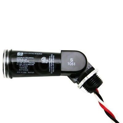 Area Lighting Research Tl-115 Thermal Slim Profile Wire-in Photo Control