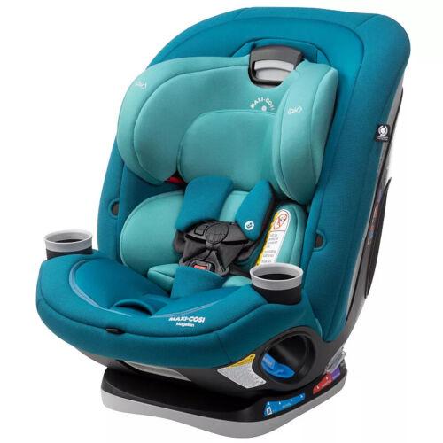 NIB OPEN BOX Maxi-Cosi Magellan XP 5-in-1 Convertible Car Seat Emerald Tide
