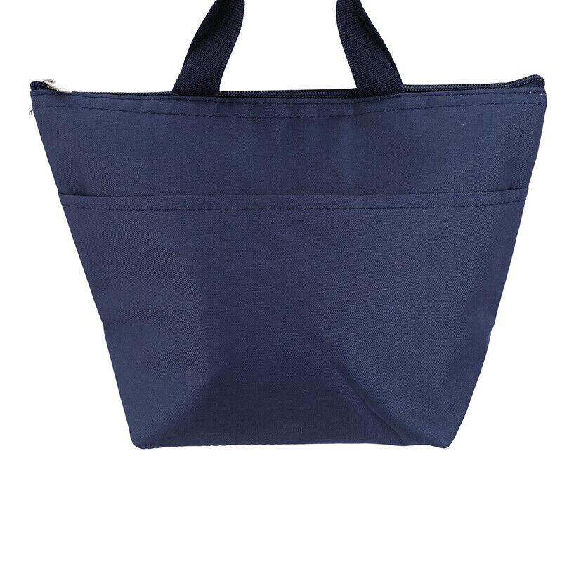 acction Cute 7 Colors Large Picnic Carry Tote Storage Case Box Thermal Waterproof Insulated Bag