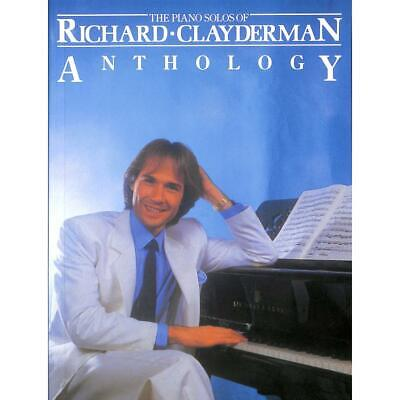 Anthology - The Piano Solos of Richard Clayderman - Noten für