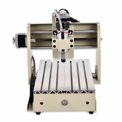 4 Axis Usb Cnc 3020 Engraver Router Engraving Drilling Carving Machine Usb Port