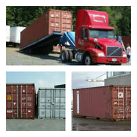 Shipping Containers...Great Storage Solution