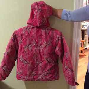 Manteau d'hiver pour filles Gatineau Ottawa / Gatineau Area image 2