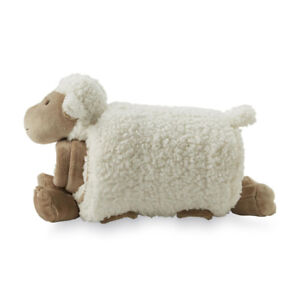 Cuddle Lamb Blanket and Pillow