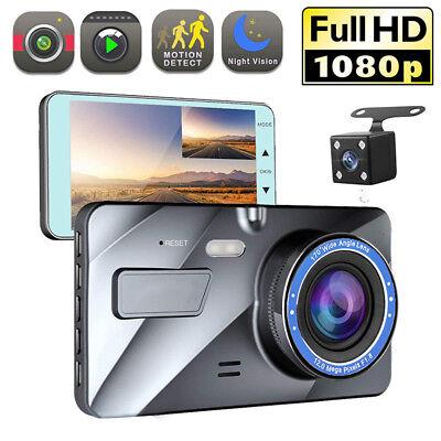 Full HD 1080P Dashcam Auto kamera Video Recorder Nachtsicht G-Sensor Loop-Aufn (Cam Video Recorder)
