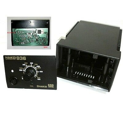 Hakko 936 Soldering Iron Station Controller New Housing Case Compatible Diy