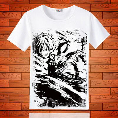 Cosplay One Piece Sanji Anime Manga T-Shirt shirt Kostüme Polyester - Sanji Cosplay Kostüm