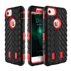 Brand New Rugged Shockproof Rubber Case for iphone 7