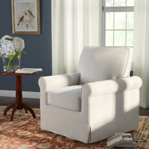 Swivel/Rocking Upholstered Chair NEW PRICE
