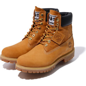 Bape X Timberland X Undefeated Boots