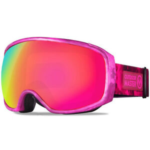 OutdoorMaster Ski Goggles PINK