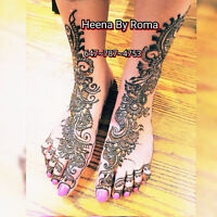Henna Artist Stands With More Than 10yrs of Exp - Brampton