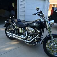 Harley Davidson Fat Boy 09