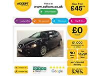 Seat Leon 2.0TDI ( 170ps ) 2012MY FR+ Supercopa FROM £45 PER WEEK!